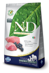Farmina N&D Grain-Free Lamb & Blueberry Adult Medium 12 kg