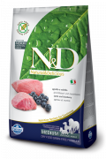N&D Grain-Free Adult Medium Agneau et Myrtille 12 kg