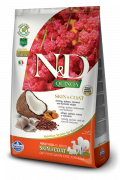 N&D Quinoa Skin & Coat Arenque 2.5 kg