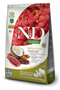 N&D Quinoa Skin & Coat Canard 7 kg