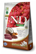N&D Quinoa Skin & Coat Cerf 2.5 kg