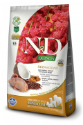 N&D Quinoa Skin & Coat Quail 800 g