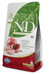 Farmina N&D Grain-Free Chicken & Pomegranate Kitten 300 g