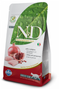 Farmina N&D Grain-Free Chicken & Pomegranate Adult 300 g