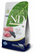 N&D Grain-Free Lamb & Blueberry Adult - EAN: 8010276020208