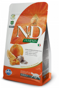 N&D Pumpkin Adult mit Hering und Orange Art.-Nr.: 80771