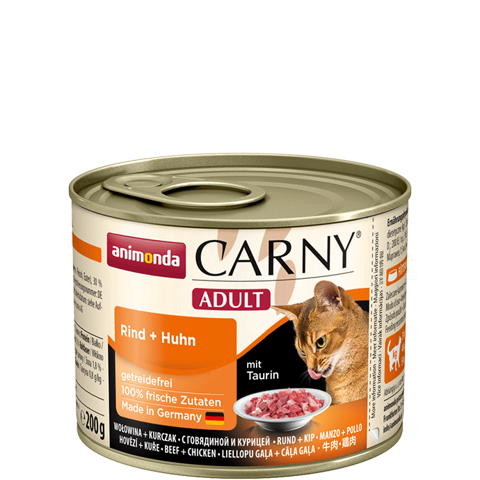 Animonda Carny Adult Mix 1 12x400 g, 12x200 g essay