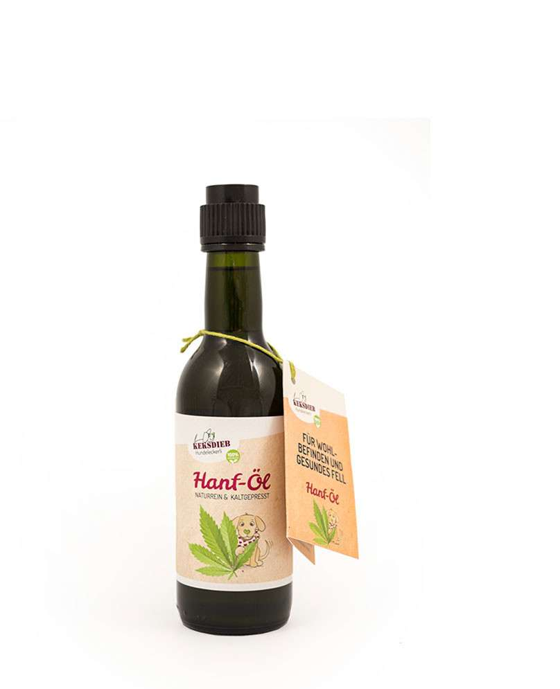 Keksdieb Hemp Oil 250 ml kjøp billig med rabatt