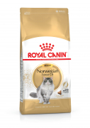 Feline Breed Nutrition Norwegische Waldkatze Adult 10 kg von Royal Canin