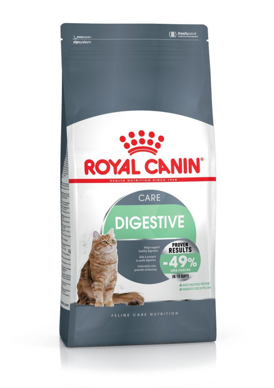 Royal Canin Feline Care Nutrition Digestive Care Adult 10 kg 3182550752015 opiniones