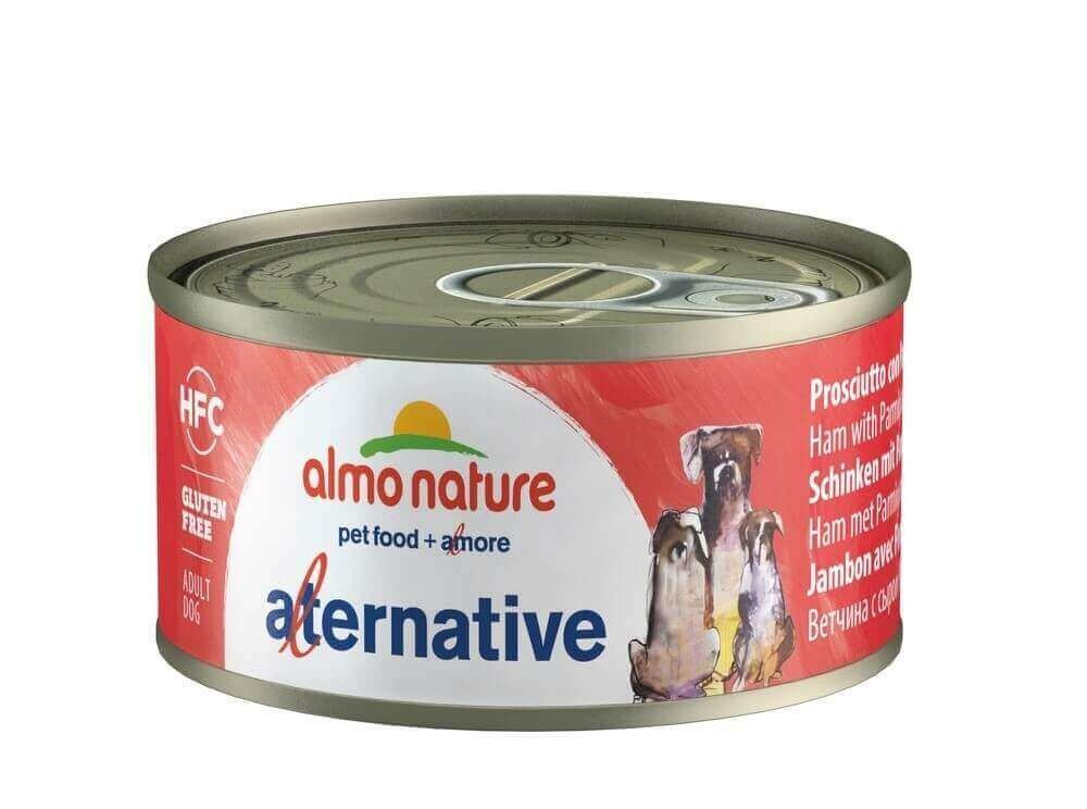 Almo Nature HFC Alternative Schinken mit Parmesan 8001154127140