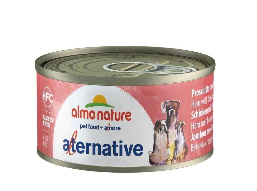 Almo Nature HFC Alternative Schinken mit Bresaola 70 g