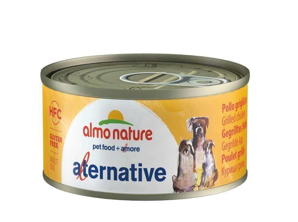 Almo Nature HFC Alternative Gegrilltes Huhn 70 g bei Zoobio.at