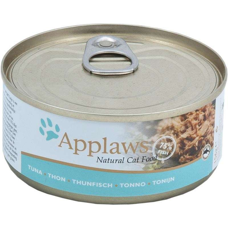 Applaws Natural Cat Food Cat Tuna 70 g