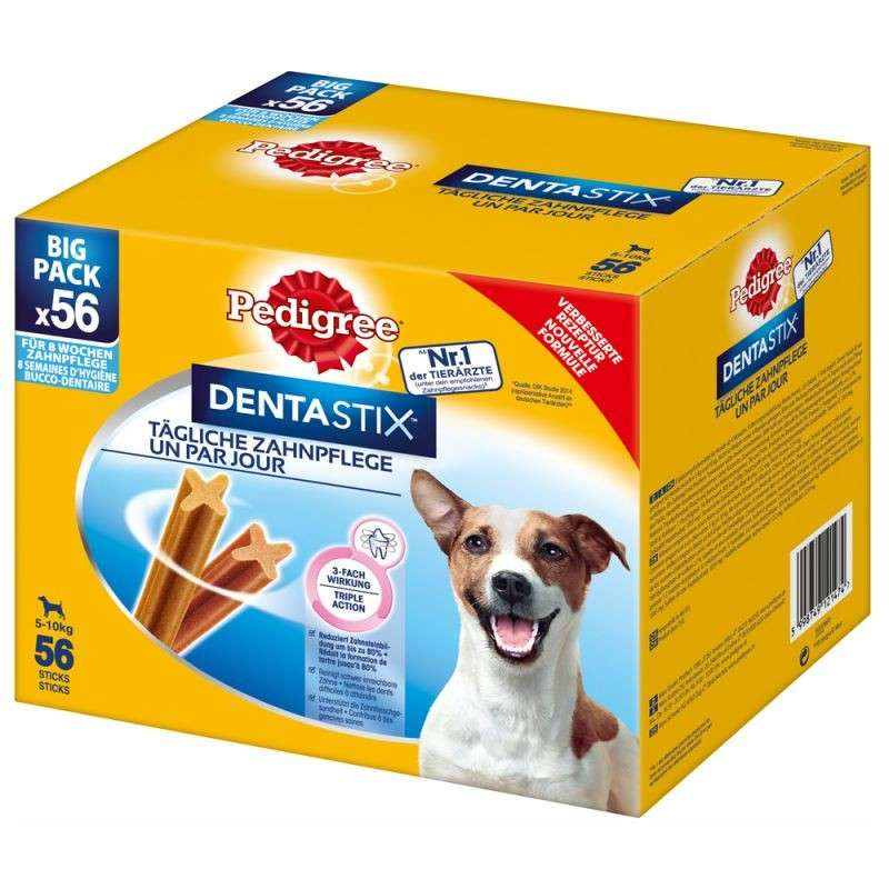 Pedigree Dentastix Small Multipack  5998749121474 erfaringer