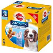 Pedigree Dentastix Medium Multipack 56 pcs