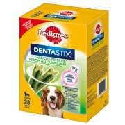 Pedigree Dentastix Fresh Multipack für mittelgroße Hunde 28 pcs