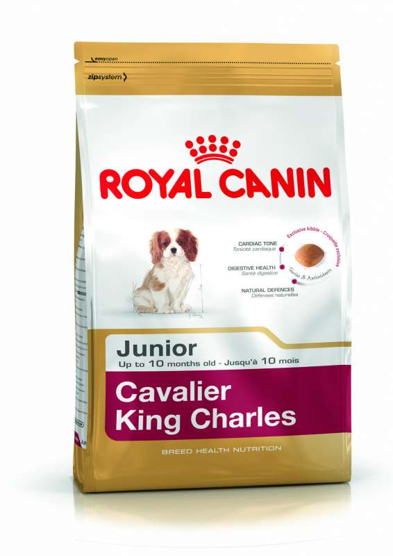 Royal Canin Breed Health Nutrition Cavalier King Charles Junior 500 g, 1.5 kg test