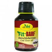 Fit-BARF Dorschlebertran 100 ml