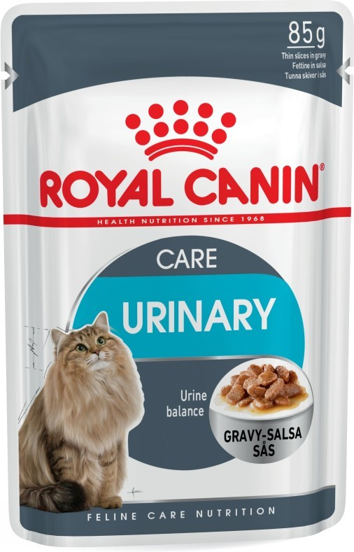 Royal Canin Feline Care Nutrition Urinary Care i Sovs 85 g