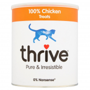 thrive Cat Treats 100% Chicken Maxi Tube 200 g