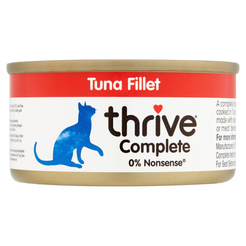 thrive Complete Filet de Thon 75 g