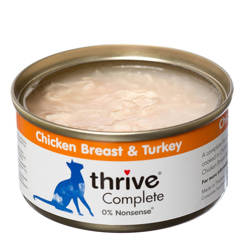 thrive Complete Chicken Breast and Turkey 75 g