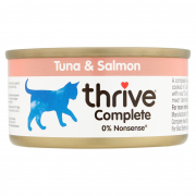 Complete Tuna and Salmon 75 g