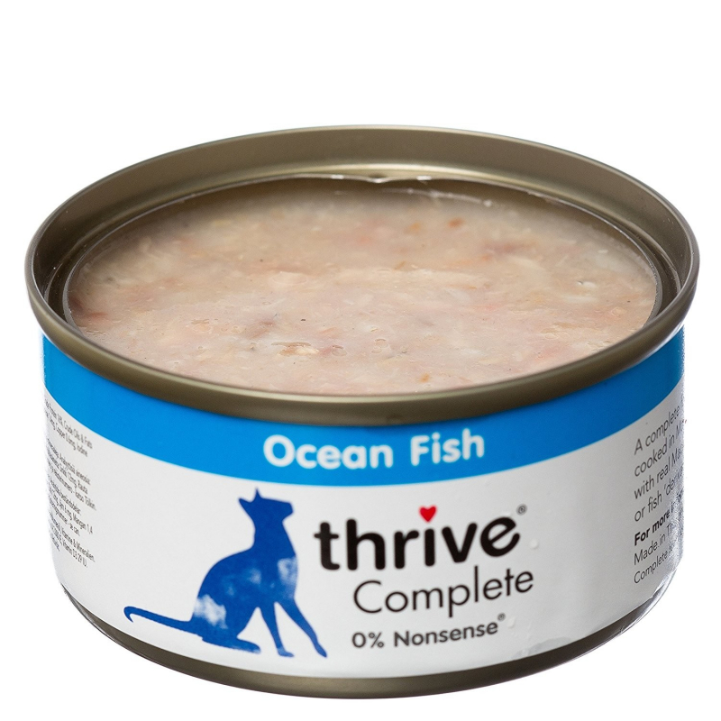 thrive Complete Ocean Fish 75 g