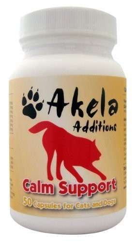 Akela Additions Calm Support For Dogs & Cats  køb rimeligt og favoribelt med rabat