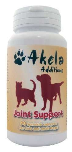 Akela Additions Joint Support para Gatos y Perros pequeños