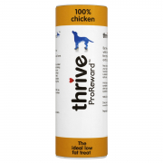 thrive Snacks para Cães ProReward 100% Frango 60 g