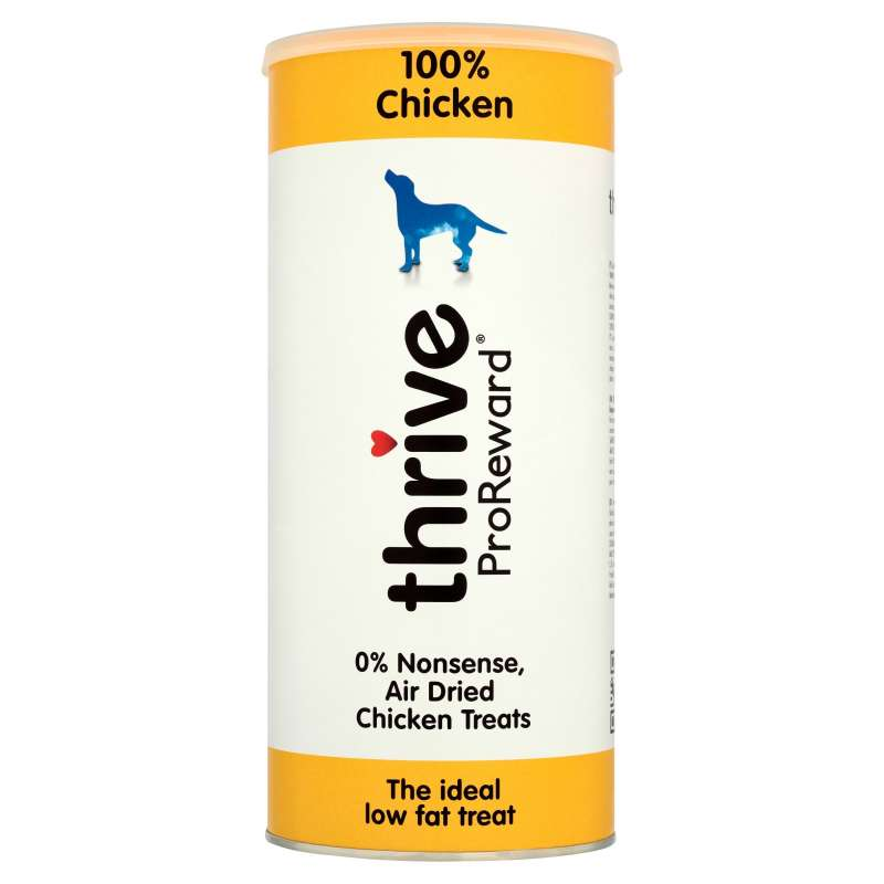 thrive Hundesnacks ProReward 100% Huhn Maxi Tube 500 g