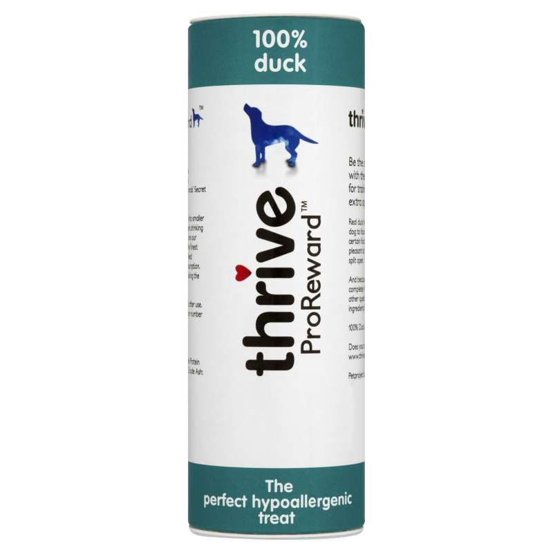 thrive Hundesnacks ProReward 100% Ente 60 g