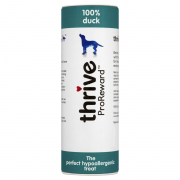thrive Snacks para Cães ProReward 100% Pato 60 g