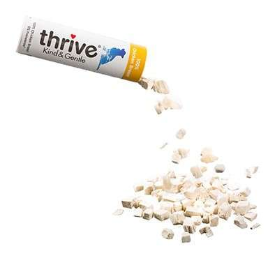 thrive Friandise Kind & Gentle 100% de Poulet 15 g, 25 g