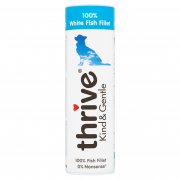 thrive Snacks para Perros Kind & Gentle 100% Pescado blanco 15 g
