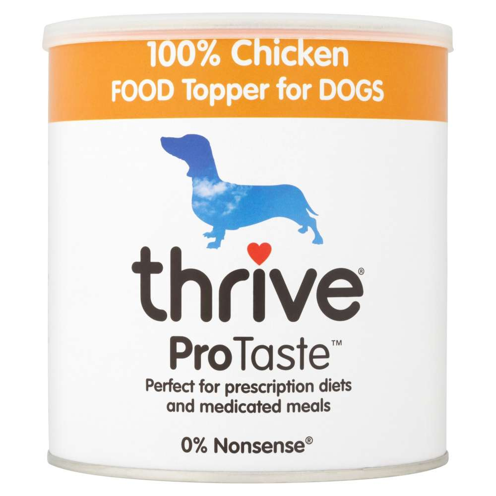 thrive ProTaste Chicken Food Topper for Dogs 170 g bei Zoobio.at