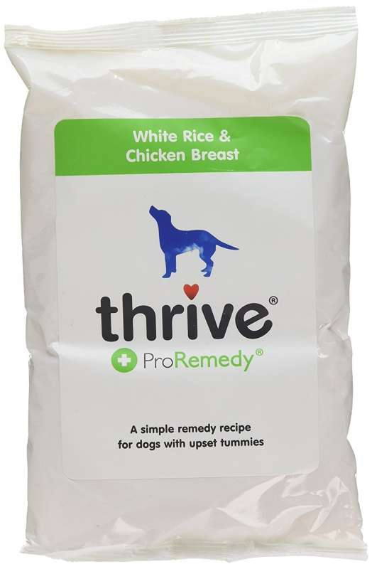 thrive ProRemedy Recuperative Food com Frango e Arroz 5023538101501 opinião