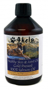 Akela Salmon Oil For Dogs 500 ml