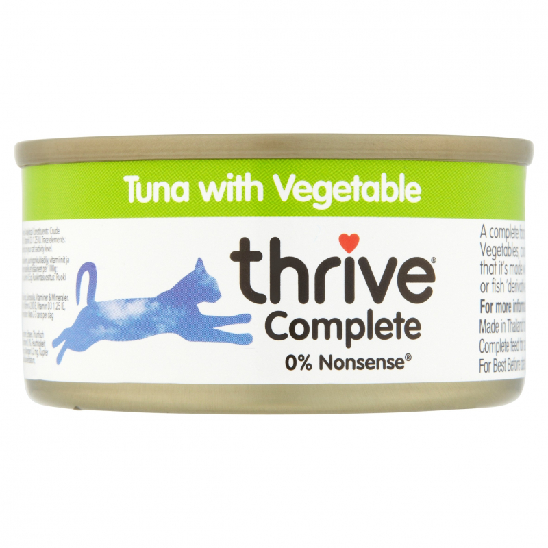 thrive Complete Tuna with Vegetable 75 g