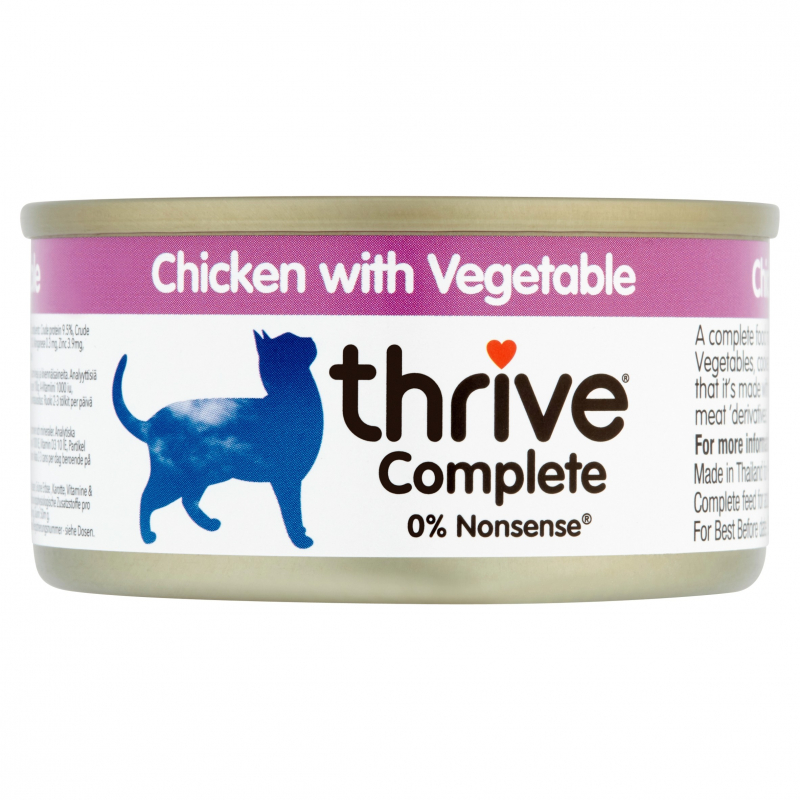 thrive Complete Chicken with Vegetable 75 g