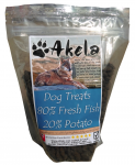 Akela Training Treats fresh Fish & Potato