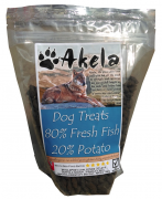 Akela Training Treats fresh Fish & Potato 100 g