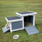 Trixie Natura small Animal Home Grey