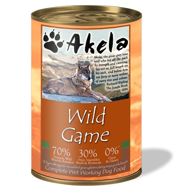 Akela Wild Game 400 g order cheap