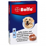 Bolfo Flea & Tick Protection Band for Large Dogs