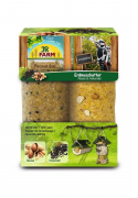 JR Farm Peanut Bar double pack Nuts and Elderberries Art.-Nr.: 20037