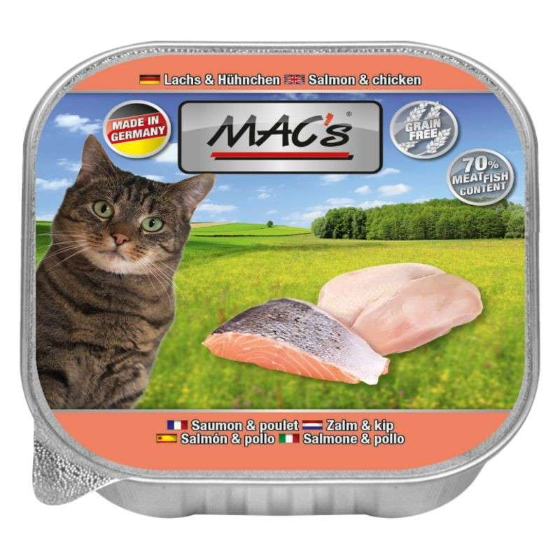 MAC's Cat Tray Multipack 6x85 g