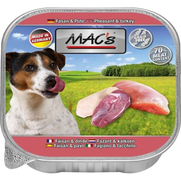 MAC's Dog Tray Multipack 6x150 g